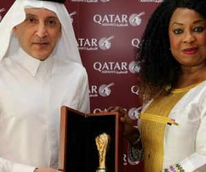 Qatar Airways officialise son plus important contrat sponsoring avec la FIFA jusqu'en 2022