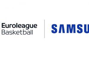 Samsung nouveau partenaire de l'Euroleague Basketball