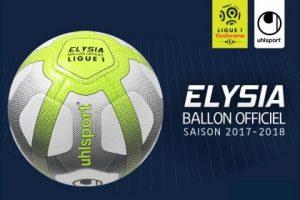 uhlsport présente «Elysia», ballon officiel de la Ligue 1 Conforama 2017-2018