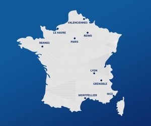 Football – Les 9 villes hôtes de la Coupe du Monde Féminine 2019 en France désignées