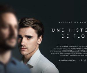 Antoine Griezmann dans la nouvelle campagne promotionnelle Huawei «une histoire de flou»