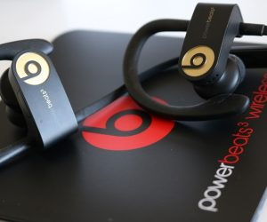 SHOPPING – Écouteurs sans fil Beats By Dre Powerbeats3 « Gold Trophy »