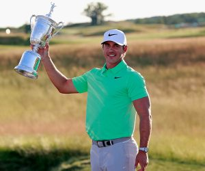 Golf – Un chèque record pour Brooks Koepka, vainqueur de l'US Open 2017