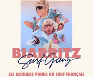 STUDIO + lance la série documentaire Biarritz Surf Gang