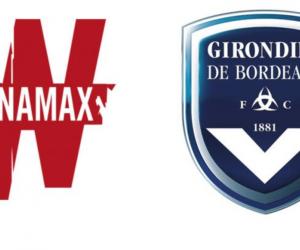 Winamax prolonge avec les Girondins de Bordeaux et s'offre la face avant du maillot pour l'UEFA Europa League