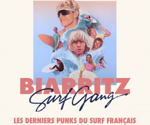 STUDIO + lance la série documentaire Biarritz Surf Gang