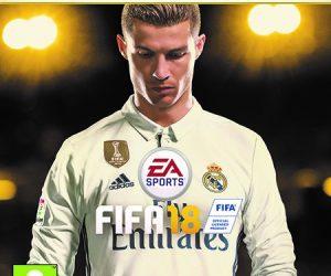 Cristiano Ronaldo nouvel ambassadeur de FIFA 18 (EA SPORTS)