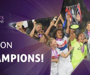 TV – Belle audience pour France 2 avec la finale féminine de la Ligue des Champions OL – PSG