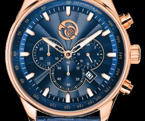 Pierre Lannier célèbre la montée en Ligue 1 du Racing Club de Strasbourg avec une montre collector