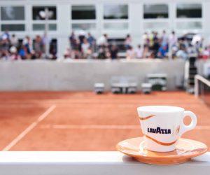 Roland-Garros : Lavazza au service avec Andre Agassi