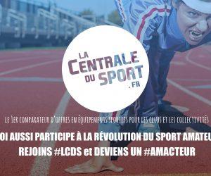 Startup – La Centrale du Sport finalise sa levée de fonds (et vous pouvez investir)