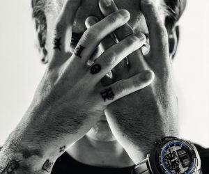 Antoine Griezmann nouvel ambassadeur de l'horloger suisse HYT