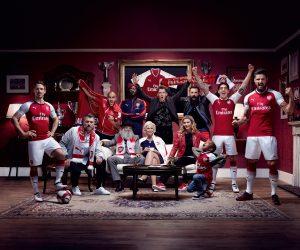 Comment Puma et Arsenal ont lancé le nouveau maillot domicile 2017-2018