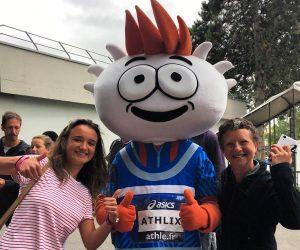 Devenez la mascotte officielle de la Fédération Française d'Athlétisme
