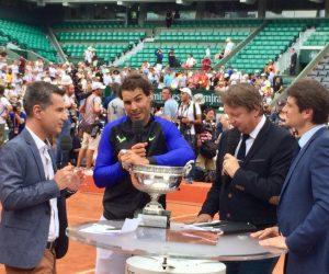 Roland-Garros 2017 – Quelle audience sur France 2 pour la Décima de Rafael Nadal ?