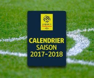 Calendrier 2017-2018 Ligue 1 Conforama – Les principales affiches retenues par Canal+