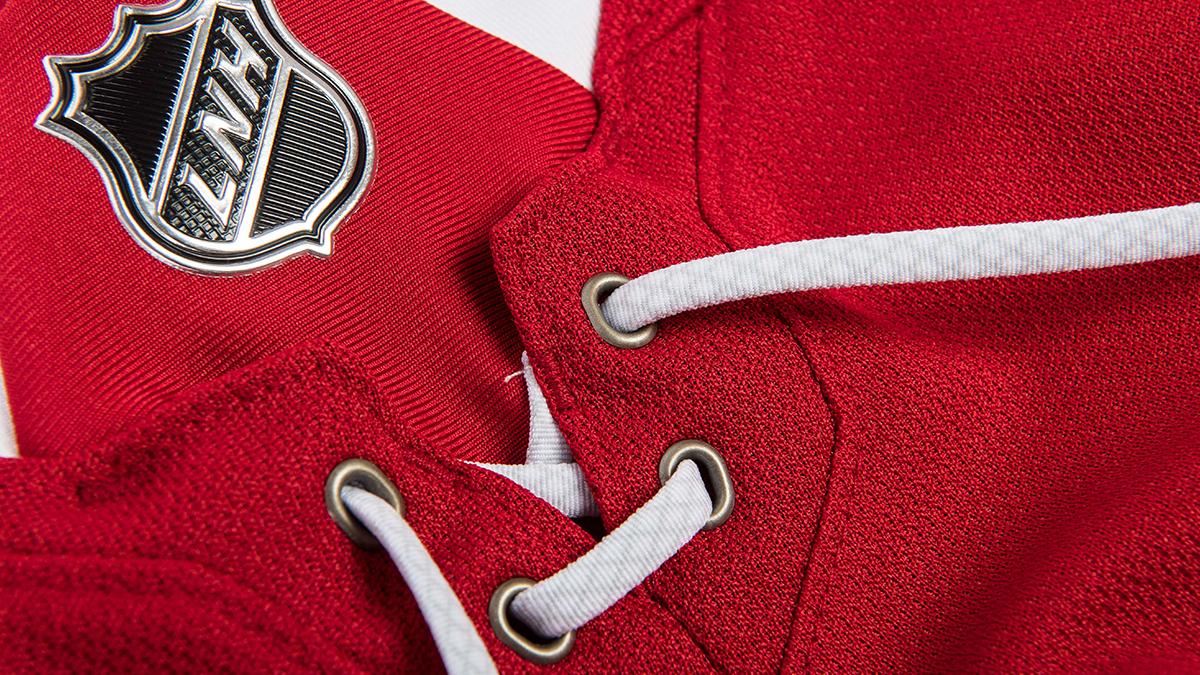 Nhl Adidas Hockey Devoile Les Nouveaux Maillots Des 31 Franchises Sportbuzzbusiness Fr