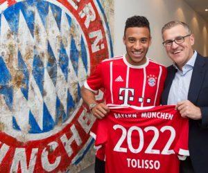 Des montants records pour l'OL et le Bayern Munich avec le transfert de Corentin Tolisso