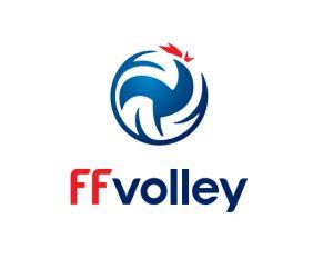 Leroy Tremblot signe le nouveau logo de la Fédération Française de Volley