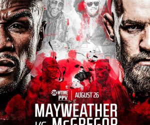 Droits TV – Le « combat du siècle » Mayweather VS McGregor en direct sur Canal+