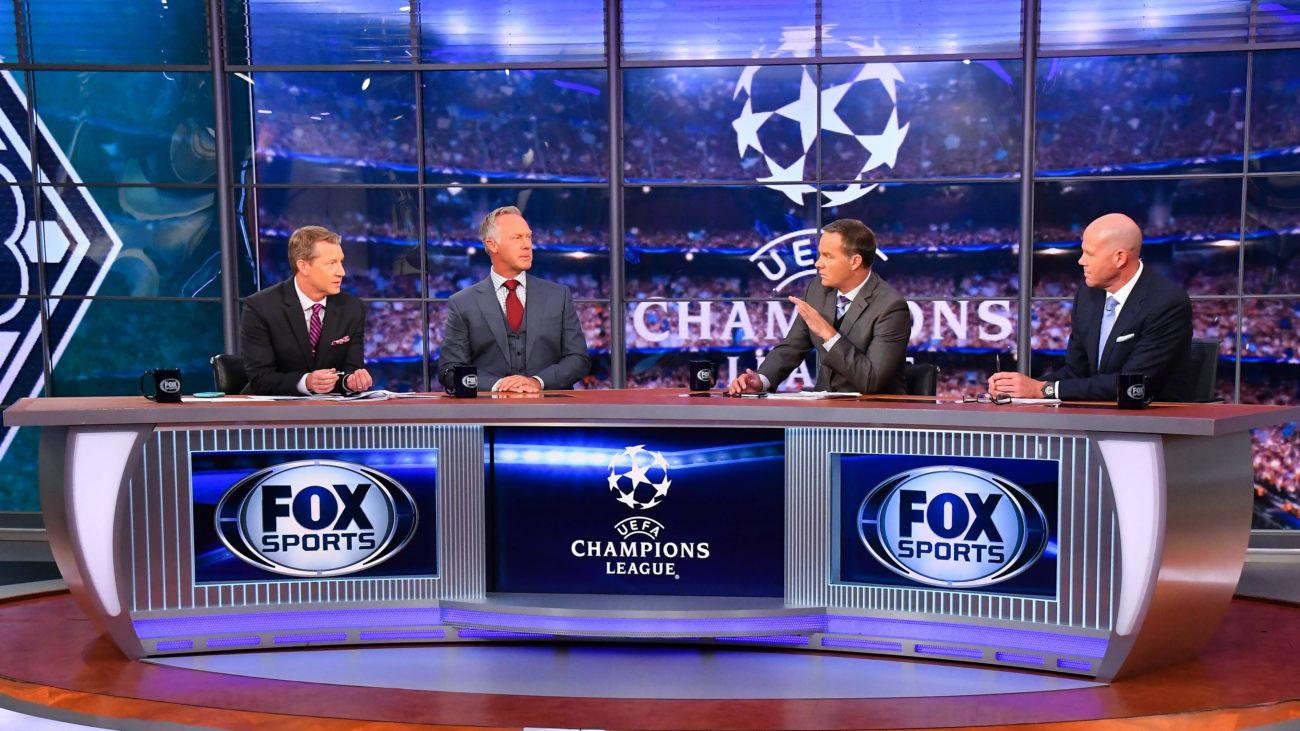 Champions League Facebook: FOX Sports S'associe à Facebook Pour Diffuser Des Matchs D