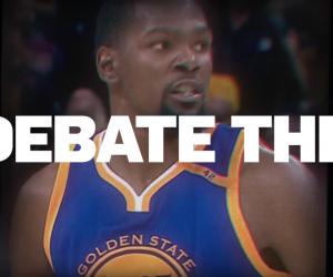(Vidéo) Nike célèbre le titre NBA de Kevin Durant avec «Debate This»