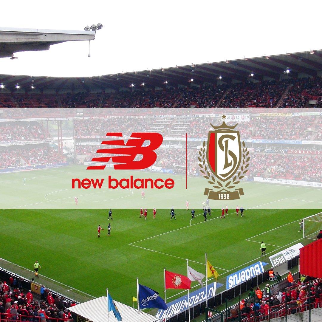 New du équipementier Balance Football nouvel de Standard UzMGSpqV