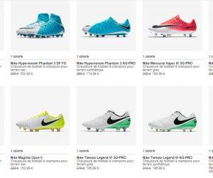 BON PLAN : Jusqu'à -40% sur 1900 produits Nike sur le store en ligne de la marque !