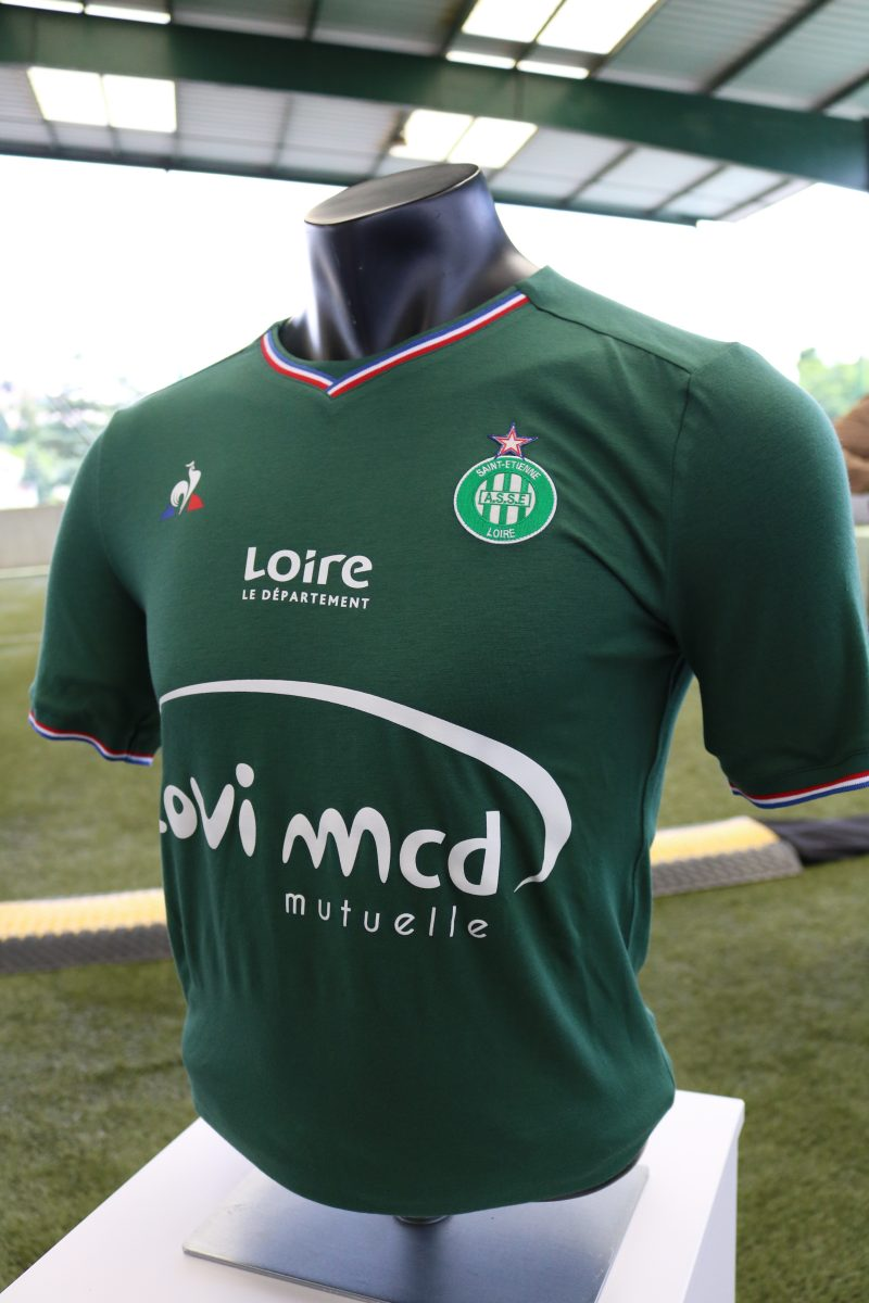 tenue de foot saint etienne Tenue de match