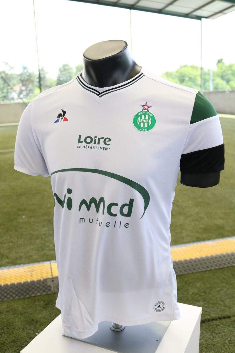 tenue de foot saint etienne 2018
