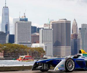 Qualcomm sponsor-titre du premier ePrix de New York