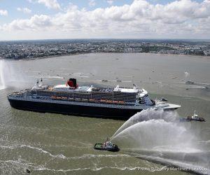 THE BRIDGE – Quel budget pour se payer le Queen Mary 2 et financer les commémorations ?