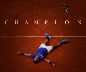 Nike, Babolat, Tommy Hilfiger, Richard Mille… Les sponsors de Rafael Nadal célèbrent son 10ème Roland-Garros
