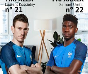 Sponsor des Bleus, Volkswagen prend la parole avant le match contre la Suède avec le cliché Ikea