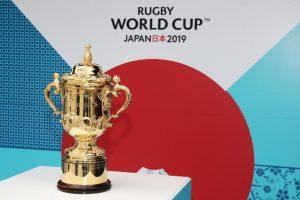 Le Groupe TF1 diffusera les 48 matchs de la Coupe du Monde de Rugby 2019 en clair