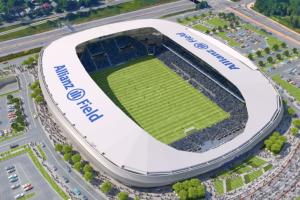 MLS – Allianz s'offre le Naming du futur stade du Minnesota United FC