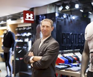 Interview – Raphael Lefort, Directeur South Europe Under Armour