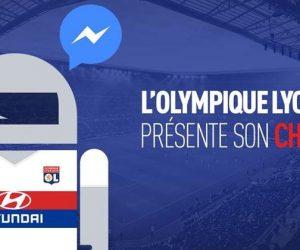 L'Olympique Lyonnais fait appel à un Chat Bot sur Facebook pour mettre en avant ses offres d'abonnements