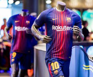 Sponsoring – Rakuten prolonge d'une saison avec le FC Barcelone (2021-2022)