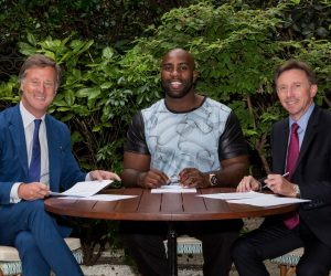 Teddy Riner nouvel ambassadeur d'AccorHotels
