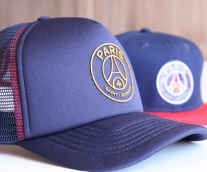 Shopping – Casquettes PSG, collection été 2017
