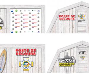 Best Practice – LaFédération Française de Sauvetage et Secourisme lance un Escape Game éphémère