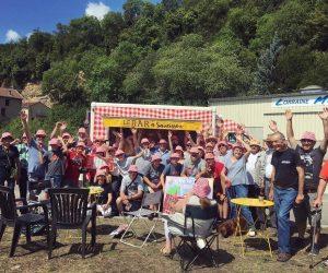 Cochonou à la rencontre des Fans du Tour de France 2017 avec son «Bar à Saucisson» façon Food-Truck