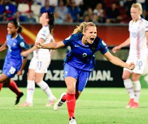 TV – Les Bleues lancent leur Euro 2017 avec une belle audience sur France 2