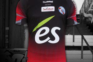 Le Racing Club Strasbourg dévoile ses nouveaux maillots 2017-2018 lors de son Fan's Day