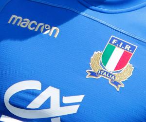 Rugby – Macron dévoile les nouveaux maillots de l'Italie