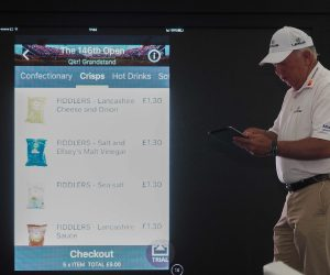 The Open – Mastercard enrichit l'expérience des Fans avec le paiement mobile et livraison de sa commande