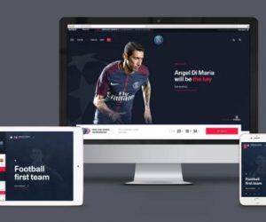 Le PSG crée l'évènement pour le lancement de son nouveau site officiel PSG.fr