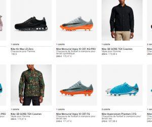 Bon Plan : -25% de remise supplémentaire sur plus de 1400 produits Nike déjà soldés !