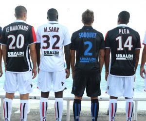 Ubaldi.com renoue avec le sponsoring maillot de l'OGC Nice